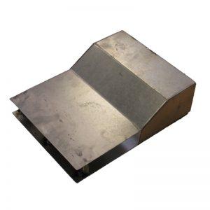 UniWarm Ventilatievloer Aansluitstuk